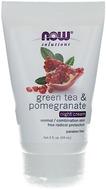 Kuva tuotteesta Now Foods Green Tea & Pomegranate Yövoide