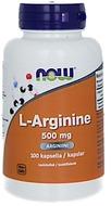 Kuva tuotteesta Now Foods Arginiini