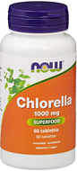 Kuva tuotteesta Now Foods Chlorella 1000 mg