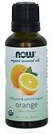 Kuva tuotteesta Now Foods Luomu Appelsiiniöljy