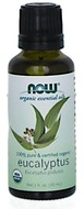 Kuva tuotteesta Now Foods Luomu Eucalyptusöljy