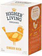 Kuva tuotteesta Higher Living Luomu Inkivääritee