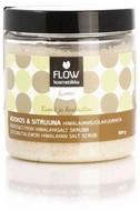 Kuva tuotteesta FLOW Kosmetiikka Himalajansuolakuorinta Kookos-Sitruuna