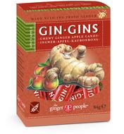 Kuva tuotteesta The Ginger People Gin-Gins Inkiväärikaramelli Spicy Apple