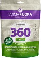 Kuva tuotteesta Voimaruoka 360 Wholefood Kookos, 908 g