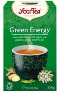 Kuva tuotteesta YogiTea Luomu Green Energy tee