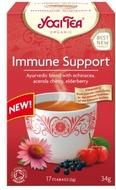 Kuva tuotteesta YogiTea Luomu Immune Support tee