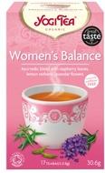 Kuva tuotteesta YogiTea Luomu Womens Balance tee