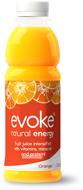 Kuva tuotteesta Evoke Natural Energy Orange juoma (parasta ennen 04.12.2016)