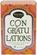 Kuva tuotteesta Natural Temptation Congratulations Luomutee