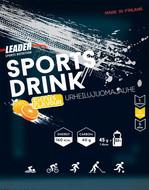 Kuva tuotteesta Leader Sports Drink Urheilujuomajauhe Sitrus, 45 g