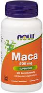 Kuva tuotteesta Now Foods Maca 500 mg