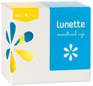 Kuva tuotteesta Lunette Kuukautiskuppi Lucia, koko 1 (pienempi)