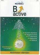 Kuva tuotteesta B-Active B-vitamiini poretabletti 3-pack