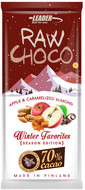 Kuva tuotteesta Leader Raw Choco Apple-Caramelized Almond
