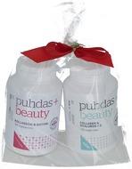 Kuva tuotteesta Puhdas+ Kollageeni & Hyaluron+C & Kollageeni & Biotiini Lahjapakkaus