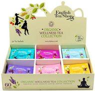 Kuva tuotteesta English Tea Shop Luomu Wellness lahjapakkaus