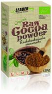 Kuva tuotteesta Leader Natural Foods Luomu Raakakaakaojauhe