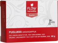 Kuva tuotteesta FLOW Kosmetiikka Puolukka Kasvosaippua