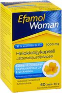 Kuva tuotteesta Efamol Woman Helokkiöljykapseli, 60 kaps