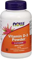 Kuva tuotteesta Now Foods D3-vitamiinijauhe
