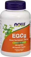 Kuva tuotteesta Now Foods EGCg Green Tea Extract 400 mg