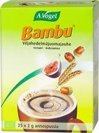 Kuva tuotteesta A.Vogel Luomu Bambu Viljahedelmäjuomajauhe