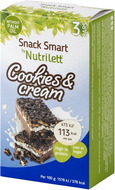 Kuva tuotteesta Nutrilett Cookies & Cream Bar 3-pack