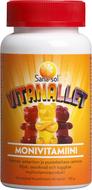 Kuva tuotteesta Sana-sol Vitanallet, 60 kpl