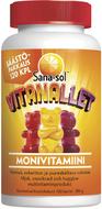 Kuva tuotteesta Sana-sol Vitanallet, 120 kpl