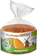 Kuva tuotteesta Reformi Gluteeniton Luomu Hollantilainen Vohveli