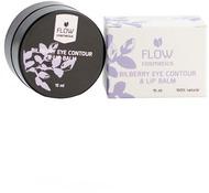 Kuva tuotteesta FLOW Kosmetiikka Silmänympärys- ja huulibalsami