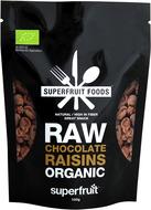 Kuva tuotteesta Superfruit Foods Luomu Raakasuklaarusina