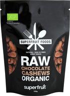 Kuva tuotteesta Superfruit Foods Luomu Raakasuklaacashew