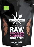 Kuva tuotteesta Superfruit Foods Luomu Raakasuklaamanteli