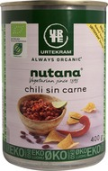 Kuva tuotteesta Urtekram Nutana Luomu Chili sin Carne