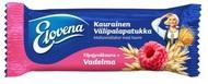 Kuva tuotteesta Elovena Kaurainen Välipalapatukka Vadelma (parasta ennen 28.02.2017)