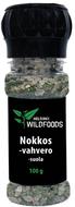 Kuva tuotteesta Helsinki Wildfoods Nokkosvahverosuola