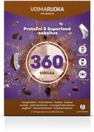 Kuva tuotteesta Voimaruoka 360 Wholefood Suklaa, 5 x 50 g annospussi