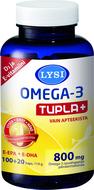Kuva tuotteesta Lysi Omega-3 Tupla+