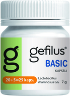 Kuva tuotteesta Gefilus Basic kampanjapakkaus