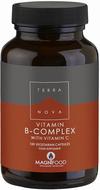 Kuva tuotteesta Terranova B-Complex + Vitamin C, 100 kaps