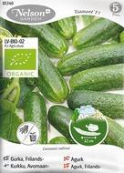 Kuva tuotteesta Nelson Garden Luomu Avomaankurkku
