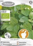 Kuva tuotteesta Nelson Garden Luomu Sitruunamelissa