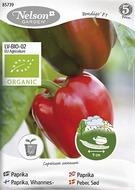 Kuva tuotteesta Nelson Garden Luomu Vihannespaprika