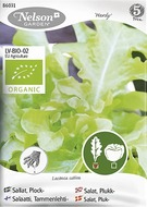 Kuva tuotteesta Nelson Garden Luomu Tammenlehtisalaatti