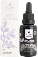 Kuva tuotteesta FLOW Kosmetiikka Kasvoseerumi Mustikka-Ruusunmarja