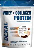 Kuva tuotteesta Dexal Whey+Collagen Proteiinijauhe Suklaapirtelö