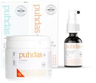 Kuva tuotteesta Puhdas+ Flunssapaketti