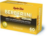 Kuva tuotteesta Hyvän Olon Berberiini + Kromi (parasta ennen 03.06.2017)
